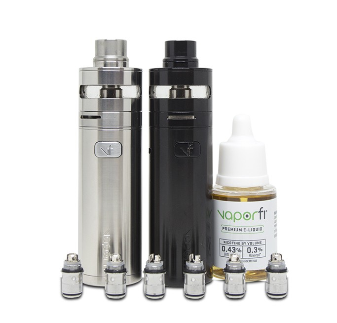 VaporFi Australia - Rebel 3 Starter Kit