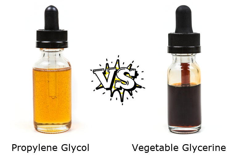 Best Ratio for Propylene Glycol vs Vegetable Glycerin E-Liquid | VaporFi