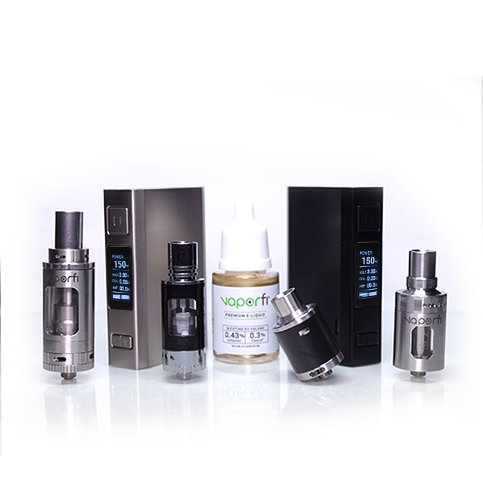 VaporFi Australia - Which is the Best Electronic Cigarette - Vex 150 TC