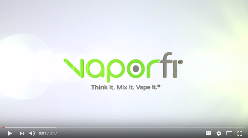 VaporFi Pro Starter 3 Vape Pen Video