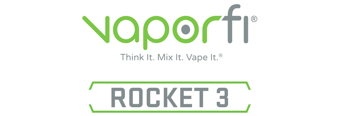 VaporFi Rocket 3 Starter Kit Guide & User Manual