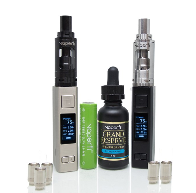 VaporFi Australia - Unique Vape Mods for Sale Gift Bundle