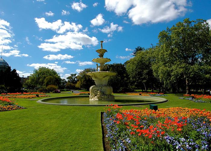 VaporFi Australia -  Best Parks in Melbourne: Carlton Gardens