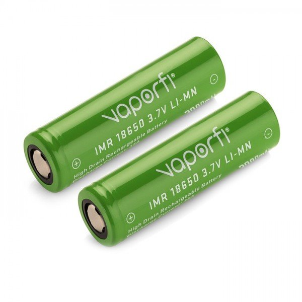 VaporFi Australia - Vape Battery Safety: What You Should & Shouldn't Do - Batteries
