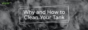Why and How to Clean Your Tank