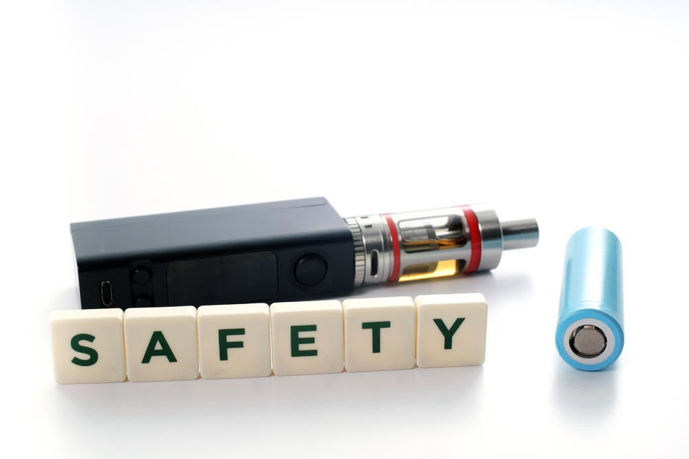 safe vaping practices
