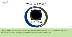 VaporFi Australia Glossary: Define CASAA