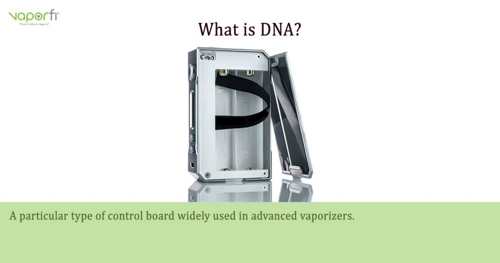 VaporFi Australia Glossary: Define DNA