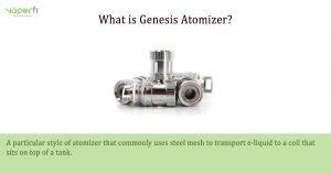 VaporFi Australia Glossary: Define Genesis Atomizer