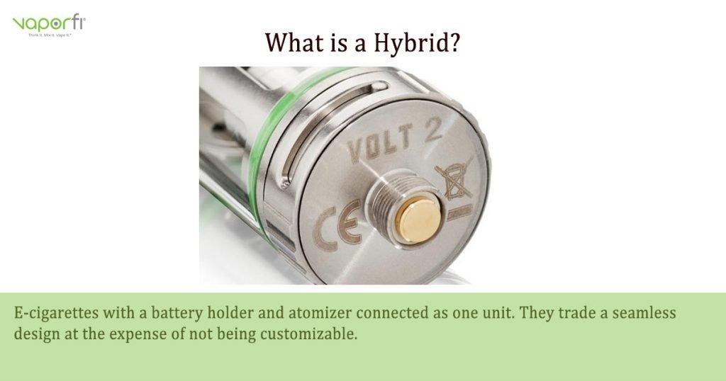 VaporFi Australia Glossary: Define Hybrid
