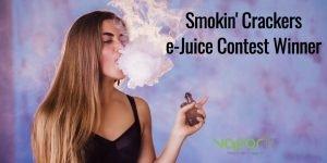 Smokin-Crackers-E-juice winner