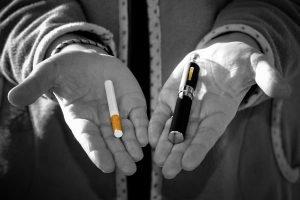 vaporfi.com.au electronic cigarette vs tobacco smoking