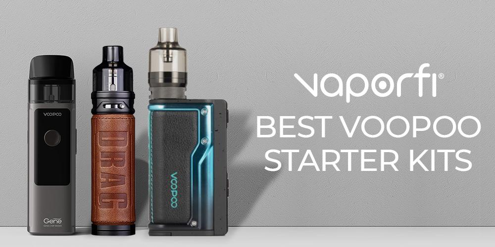 Best Voopoo Starter Kits