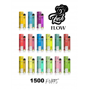 Lush Flow 1500 Puffs Disposable Vape Pen - (1 Pack)