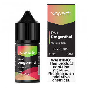 VaporFi Fruit Dragonthol Nic Salts (30mL)