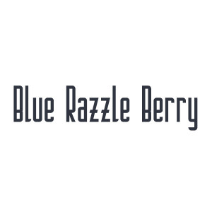 Blue Razzle Berry Vape Juice
