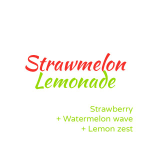 Strawmelon Lemonade Vape Juice