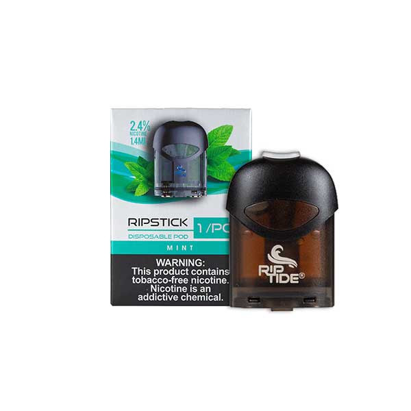 RipTide TFN Vape Pod Cartridge (1-Pack)