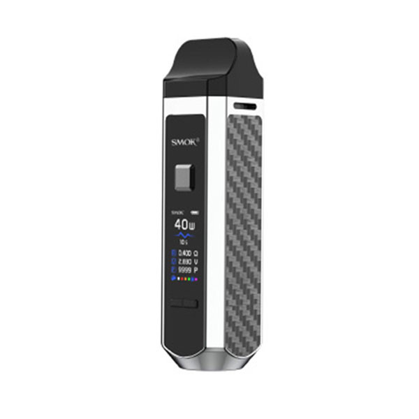 Smok RPM 40 Vape Pod Starter Kit_Prism Chrome
