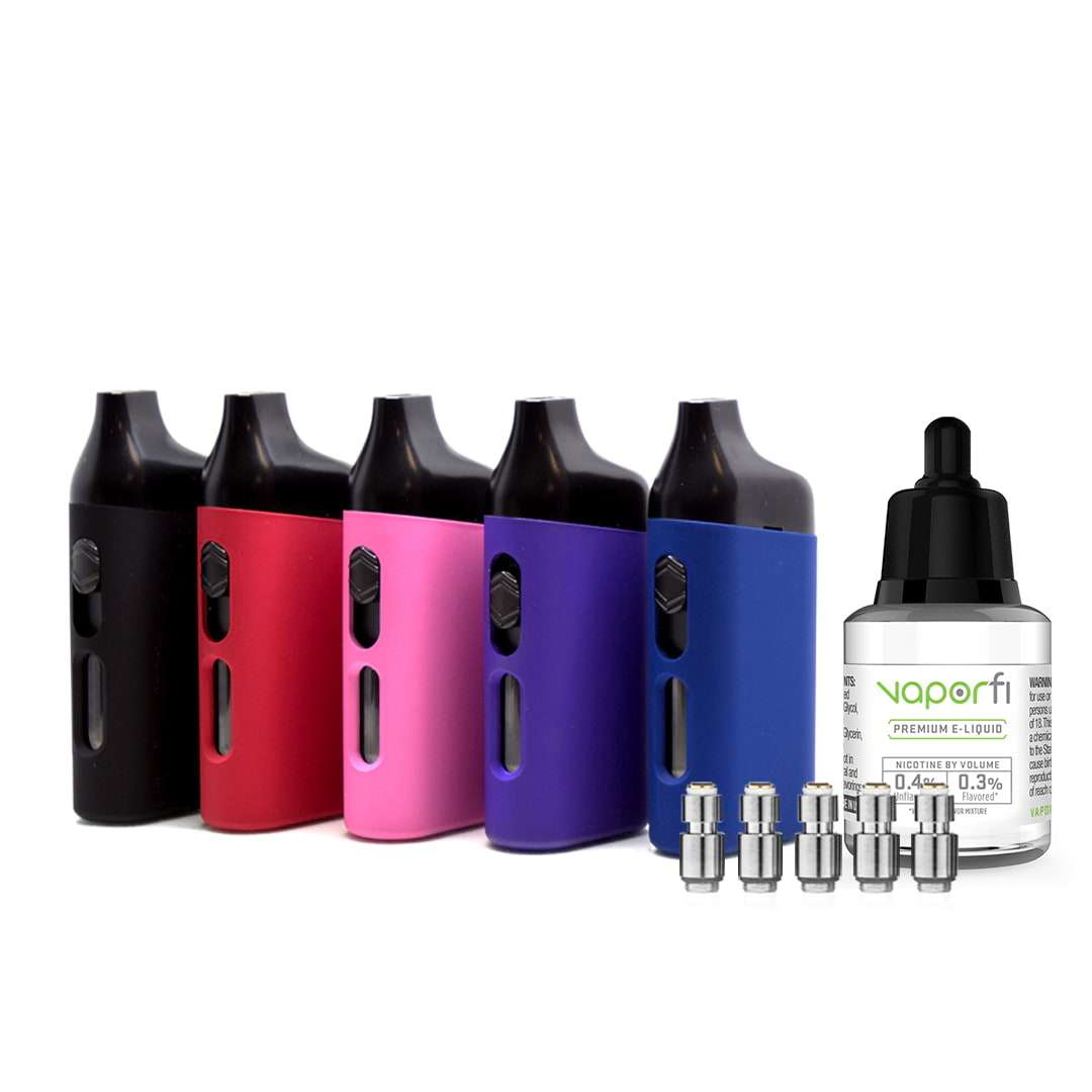 Vaporfi VAIO Mini Bundle Girly Vape