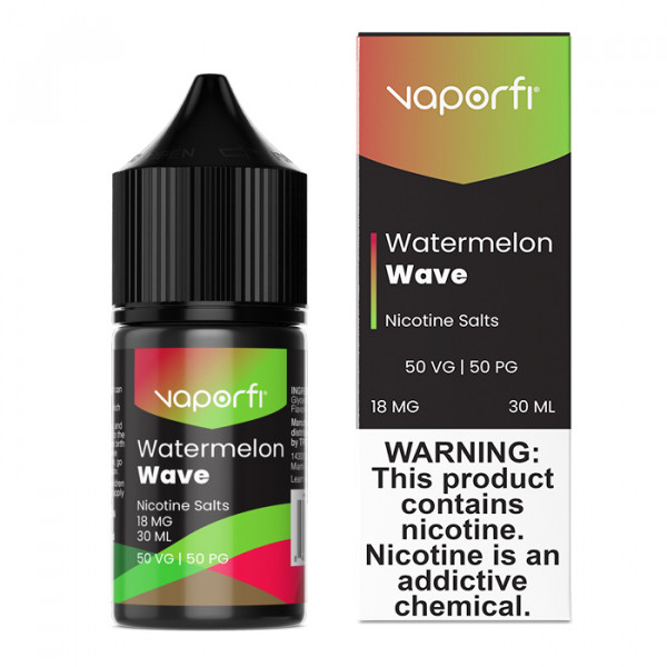 VaporFi Watermelon Wave Nic Salts