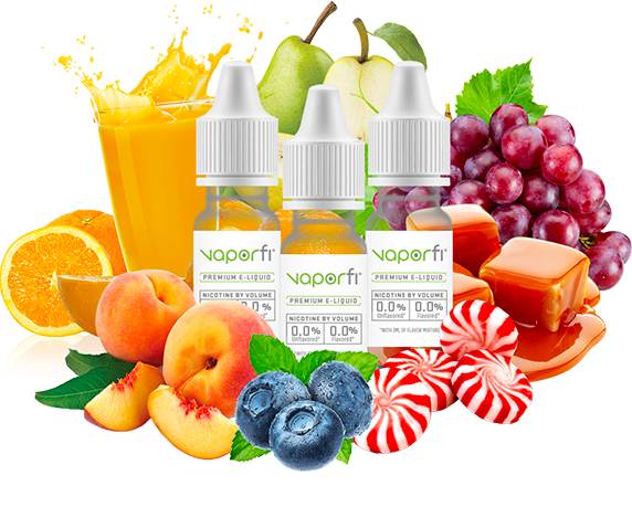 VaporFi 3-Pack Sampler